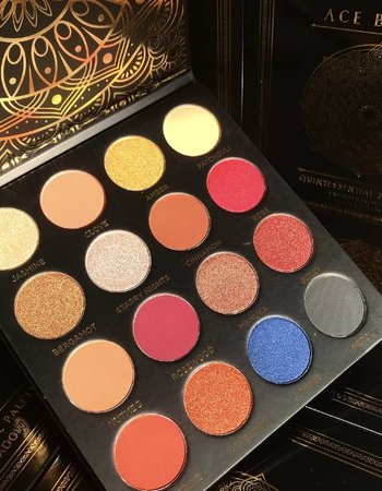 Ace Beaute Ace Beaute Quintessential Eyeshadow Palette