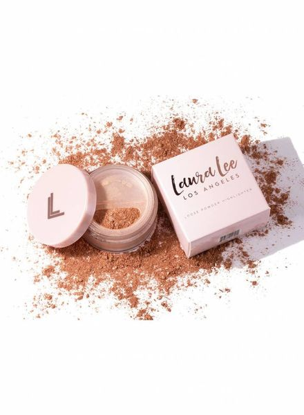 Laura Lee L. A. Laura Lee Loose Highlighter - Warm & Toasty