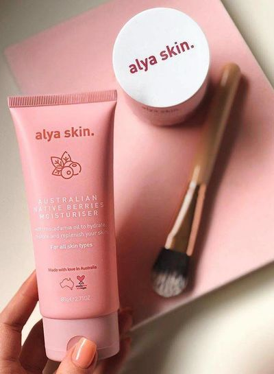 Alya Skin  Alya Skin Native Berries Moisturiser