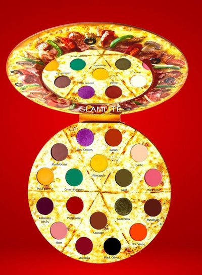 Glamlite Glamlite Pizza Palette