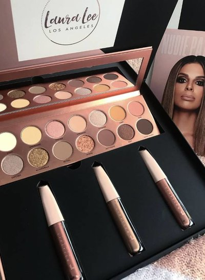 Laura Lee L. A. Nudie Patootie Basics Collection Box