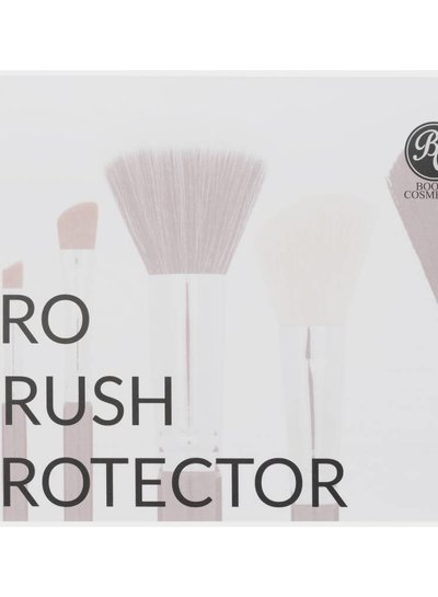 Boozy Cosmetics Boozy Cosmetics Pro Brush Protector (brushguard) 15 pcs