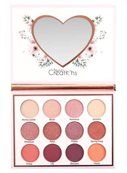 Beauty Creations  Beauty Creations Floral Bloom 'Eye Bloom' Palette