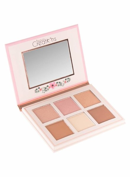 Beauty Creations  Beauty Creations Floral Bloom 'Highlight & Contour' Palette