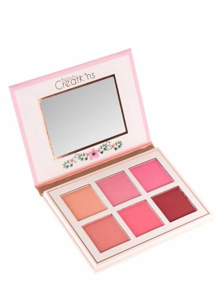 Beauty Creations  Beauty Creations Floral Bloom 'Blush' Palette