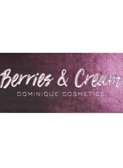 Dominique  Berries & Cream Palette