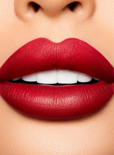 Dominique  Cream Matte Liquid Lipstick - Heartbeat