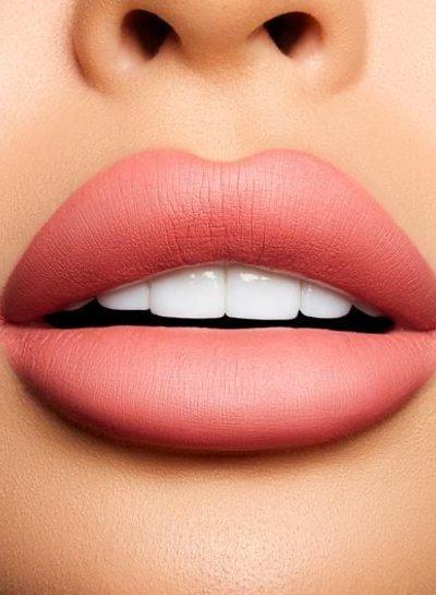 Dominique Cream Matte Liquid Lipstick - Babe
