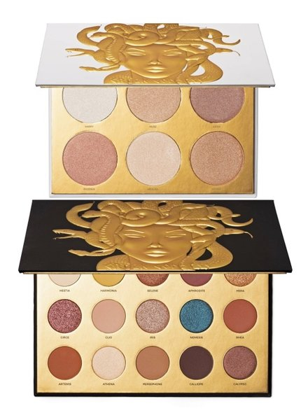Lunar Beauty Lunar Beauty Greek Goddess Palette Bundle