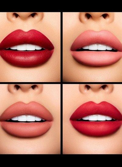 Dominique  Cream Matte Liquid Lipstick 4er Bundle