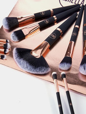 Lurella  Lurella Cosmetics Brushset - Rosé All Day