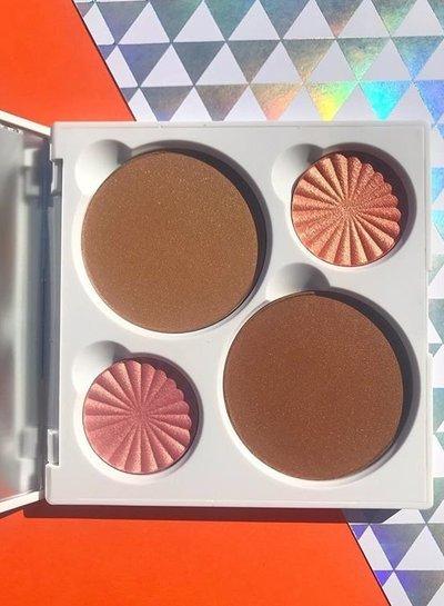 OFRA Cosmetics Ofra X Francesca Tolot Gilded Palette