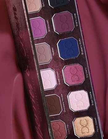 Dominique Dominique Cosmetics Berries & Cream Palette