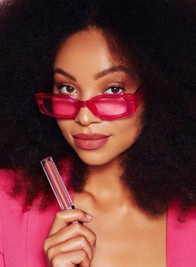 byKelsha Matte Liquid Lipstick - Never too much