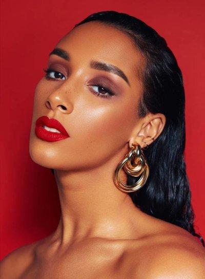 byKelsha Matte Liquid Lipstick - Sexy AF