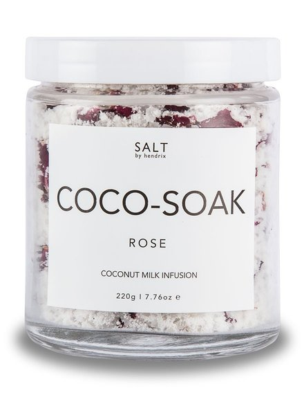 Salt by Hendrix Salt by Hendrix -  Coco Soak Rose