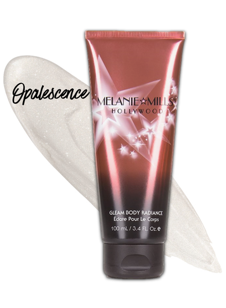 Melanie Mills Melanie Mills Hollywood - Gleam Body Radiance 100ml - Opalescence