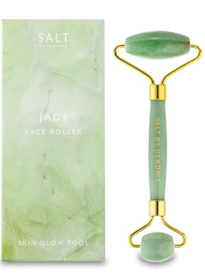 Salt by Hendrix Face Roller - Jade