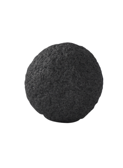 Bodyblendz Black Konjac Sponge