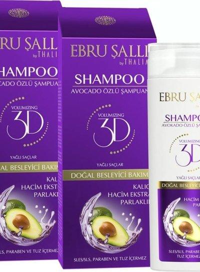 Thalia Beauty Ebru Şalli by Thalia Avocado Shampoo Duo