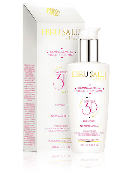 Thalia Beauty Ebru Şalli by Thalia Anti-Cellulite Body Lotion 200 ml