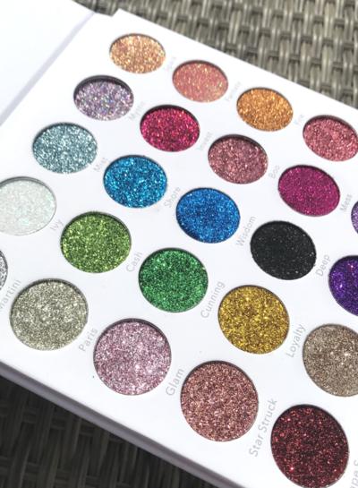 Lurella  Lurella Cosmetics Eyeshadow Palette - Glaze