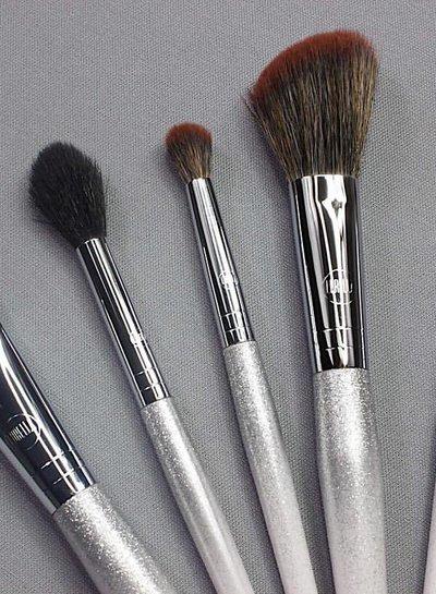 Lurella  Lurella Cosmetics Brushset - Glitz up your life