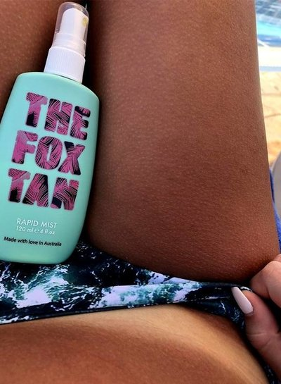 The Fox Tan The Fox Tan - Rapid Mist 120ml
