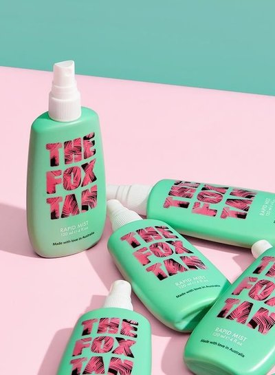 The Fox Tan The Fox Tan - Double it Mist (2x 120ml)