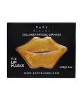 Bodyblendz Collagen Infused 5x Lip Masks