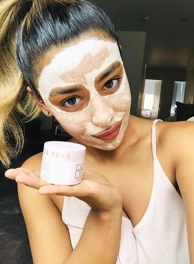 AustralianClay Babydoll Pink Clay Mask