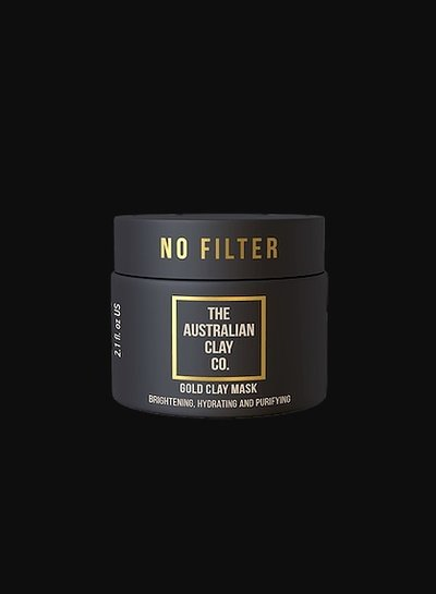 AustralianClay No Filter Gold Clay Mask