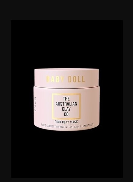 The Australian Clay Co. The Australian Clay Co - Babydoll Pink Clay Mask