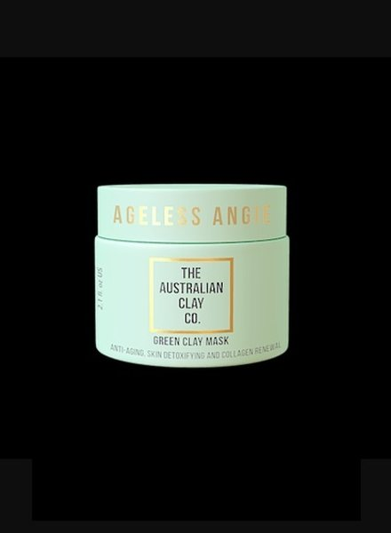 The Australian Clay Co. The Australian Clay Co - Ageless Angie Green Clay Mask