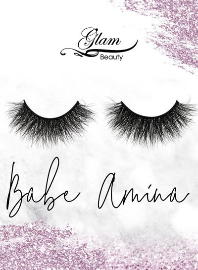 Glam Beauty Glam Lashes Premium - Babe Amina