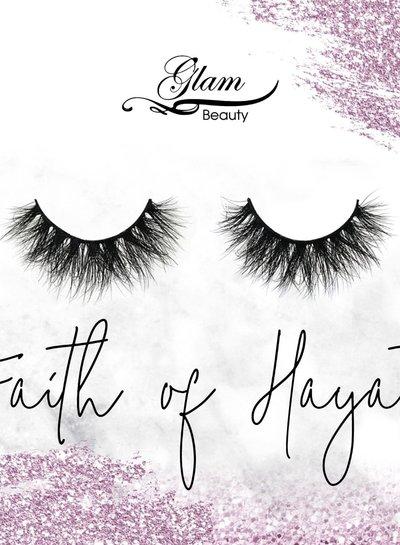 Glam Beauty Glam Lashes Premium - Faith of Hayat