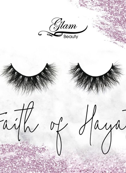 Glam Beauty Glam Lashes Premium - Faith of Hayat