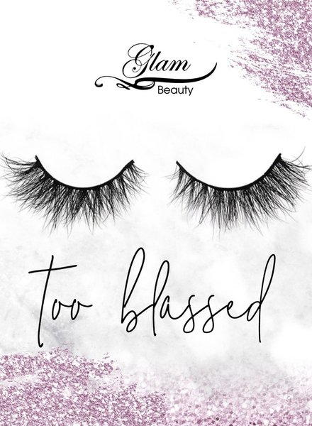 Glam Beauty Glam Lashes Premium - Too Blessed