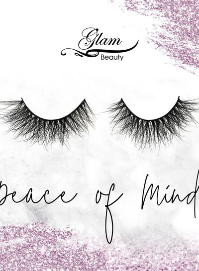 Glam Beauty Glam Lashes Premium - Peace of Mind