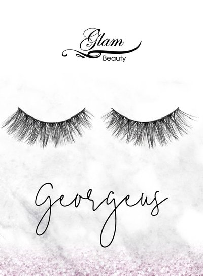 Glam Beauty Glam Lashes Premium Silk - Georgeous