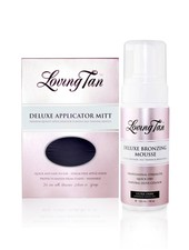 LovingTan Loving Tan Deluxe Bronzing Mousse - ultra Dark Combo Set