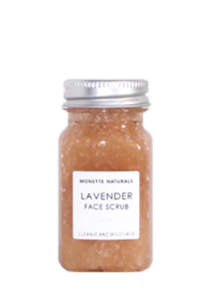 Monette Naturals Monette Naturals - Lavender Face Scrub