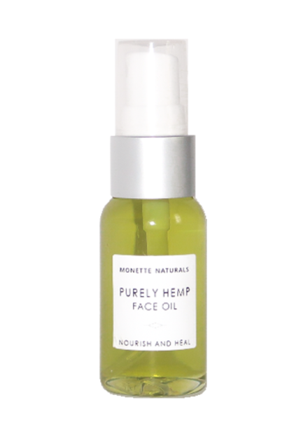Monette Naturals Monette Naturals - Purely Hemp Face Oil