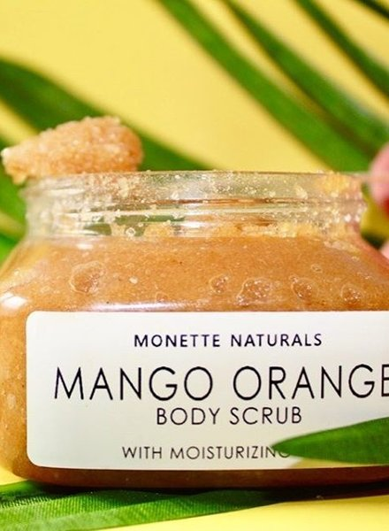 Monette Naturals Monette Naturals - Mango Orange Body Scrub