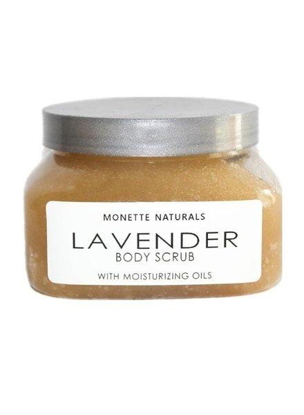 Monette Naturals - Lavender Body Scrub