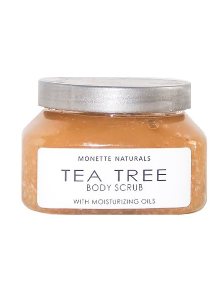 Monette Naturals Monette Naturals - Tea Tree Body Scrub