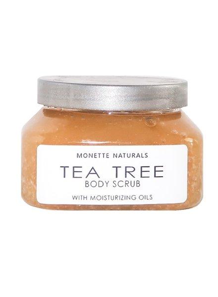 Monette Naturals - Tea Tree Body Scrub