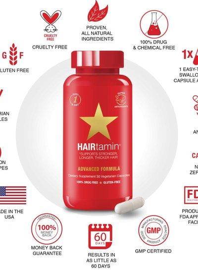 Thalia Beauty Thalia Garlic Shampoo & Hairtamine Capsules Combo