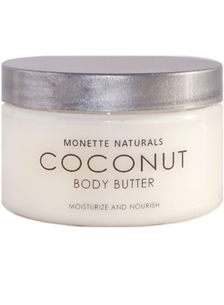 Monette Naturals Monette Naturals - Coconut Body Butter
