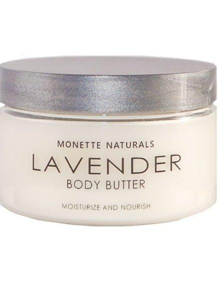 Monette Naturals - Lavender Body Butter